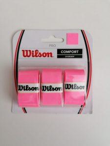 Wilson Overgrip pink
